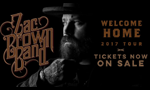 Zak Brown Band at Holmdel on July 8th